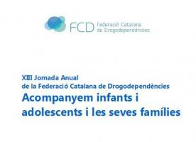 XIII Jornada Anual de la Federació Catalana de Drogodependències, 6 d'octubre