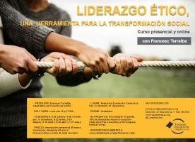 Curs 'Lideratge ètic, eina per a la transformació social'