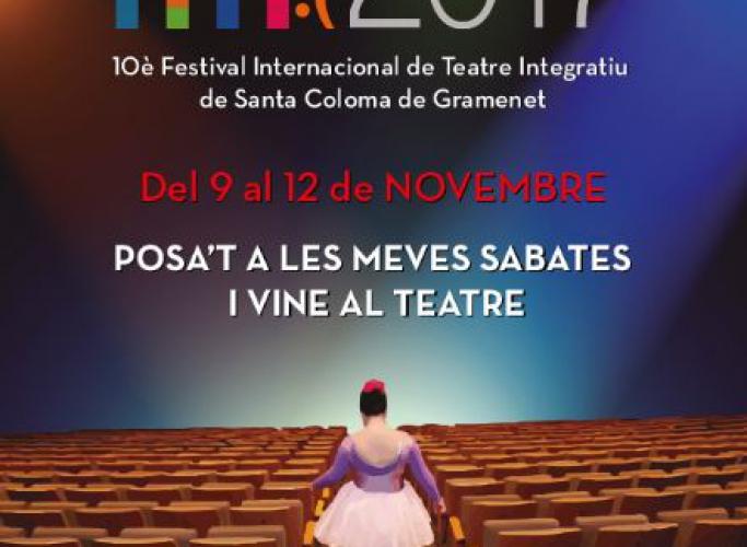 10è Festival Internacional de Teatre Integratiu, del 4 al 12 de novembre