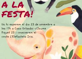 Festa per la infància, 23 de novembre