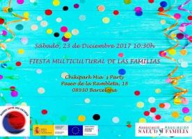 Taller de mediació i Festa de la multiculturalitat