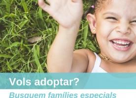 IReS impulsa la campanya 'Busquem famílies especials'