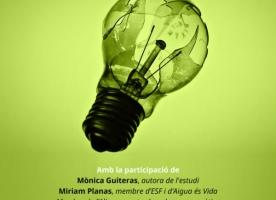 Presentació de l'estudi d'ESF sobre pobresa energètica i models de gestió a la UE, 31 de gener