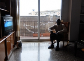 Obertura del 4rt pis de la Fundació Acollida i Esperança