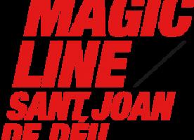 Magic Line Sant Joan de Déu a Barcelona, 25 febrer
