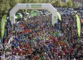 Oxfam Trailwalker Girona 2018, 14 i 15 d'abril