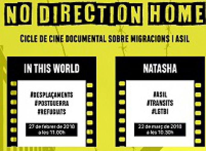 Cicle de cinema documental sobre migracions i asil, de febrer a maig