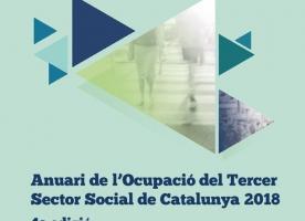 Nova edició de l'Anuari de l'Ocupació al Tercer Sector Social