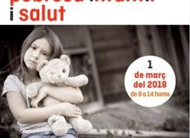 Jornada sobre pobresa infantil i salut, 1 de març