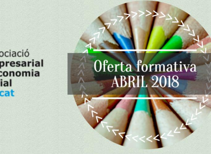 Curs de finances adaptades al sector social, abril