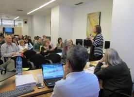 Assemblea General Ordinària d'ECAS, 20 d'abril