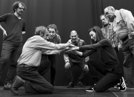 Participació d'Arrels a la mostra de teatre inclusiu 'NOSaltres' del Teatre Lliure