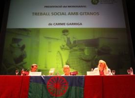 """Presentació del monogràfic """"Treball Social amb Gitanos"""" del Col·legi de Treball Social"""