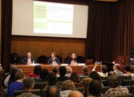 Entitats i administracions debaten sobre drets socials, fiscalitat i migracions a la jornada '12 fronts, 12 mesos després: Es redueixen les desigualtats?'