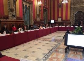 El Consell Municipal de Benestar Social de Barcelona escull Teresa Crespo com a vicepresidenta