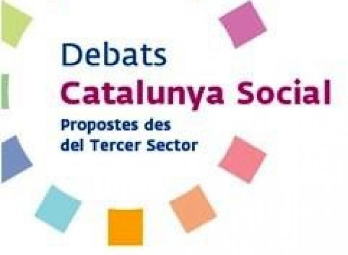 Debat Catalunya Social sobre l'acompanyament de persones en la sortida de presó, 19 de juny