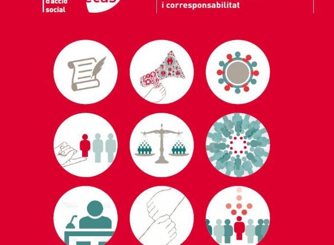ECAS cerca Responsable de Projectes i Administració