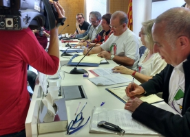Desacords en el redactat del projecte de llei de la Renda Garantida de Ciutadania entre Govern i Comissió Promotora