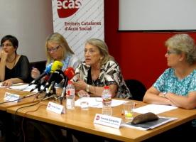 Presentació de l'INSOCAT  7, 'GENT GRAN: POBRESA I VULNERABILITAT' | Les persones grans pateixen més mancances i major vulnerabilitat arran de la crisi