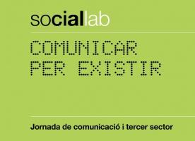 'Comunicar per existir', jornada de comunicació i tercer sector organitzada per Social.cat