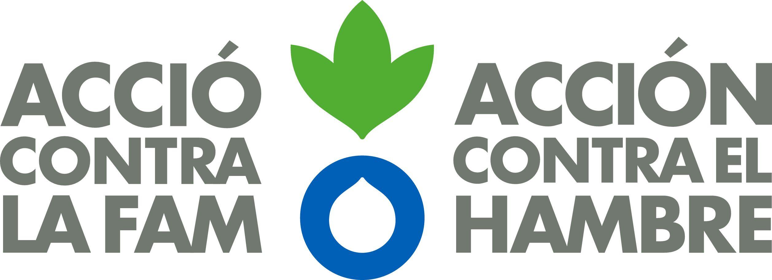 Logotip d'Acció contra la Fam