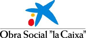 """Logotip de l'Obra Social """"la Caixa"""""""