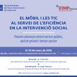 Curs sobre TIC per la eficiència en la intervenció social