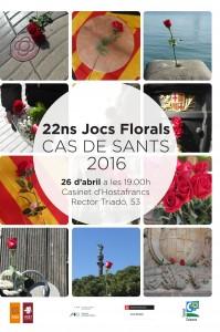 Jocs Florals, literatura i expressió