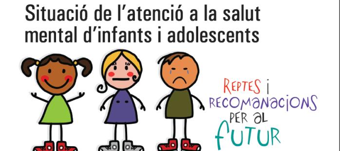 Presentació de l'informe de Salut Mental Catalunya sobre infants i adolescents, 9 de juny