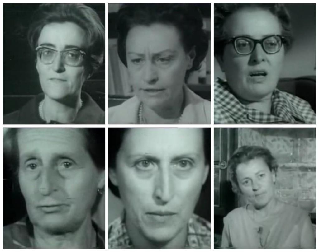Fotograma de 'La dona a la resistència' que es projectarà a la mostra de films de dones