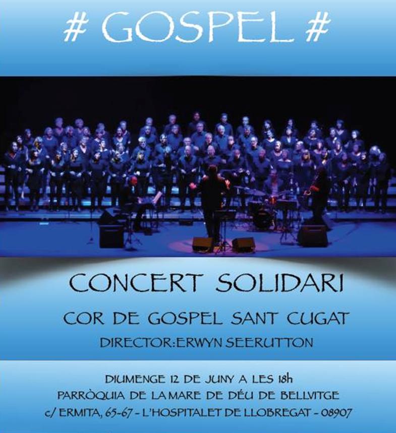 Concert solidari de Gospel per La Vinya