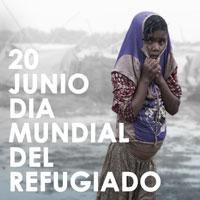 Dia Mundial persones refugiades