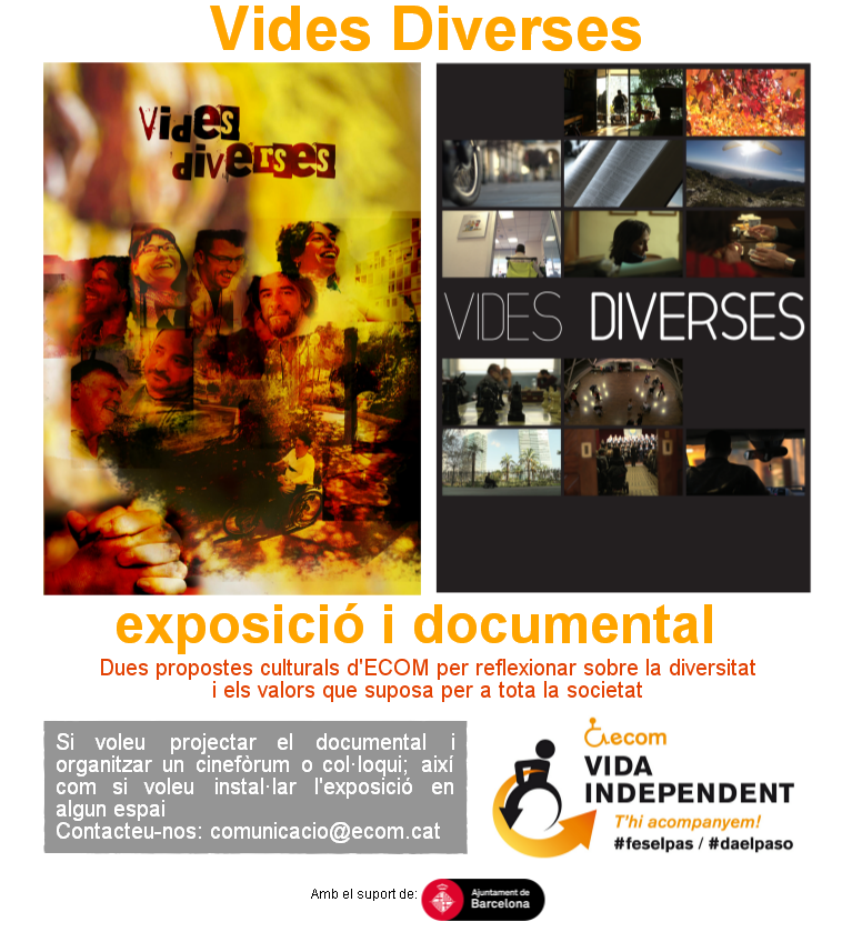 Documental d'Ecom sobre la diversitat
