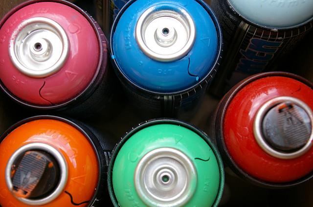 Imatge 'Spray' de Gaelx