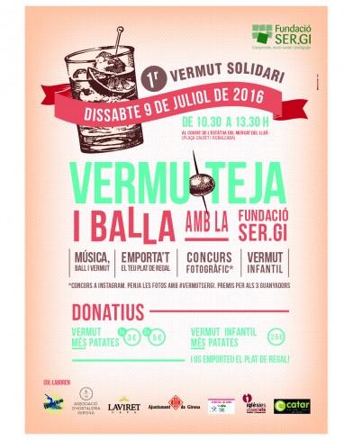 vermut solidari de la Fundació SER.GI