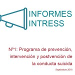 Prevenció conductes suïcides Intress