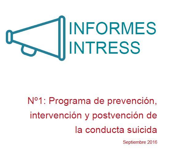 Protocol d'Intress sobre conductes suïcides