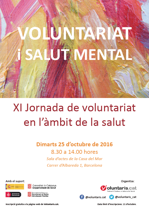 Voluntariat salut mental