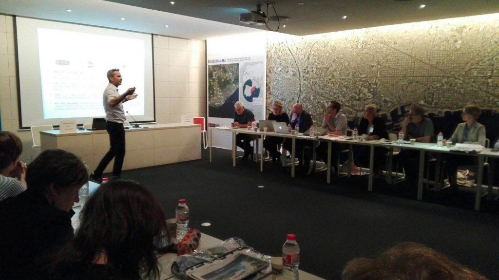 grup de treball ocupació Eurocities