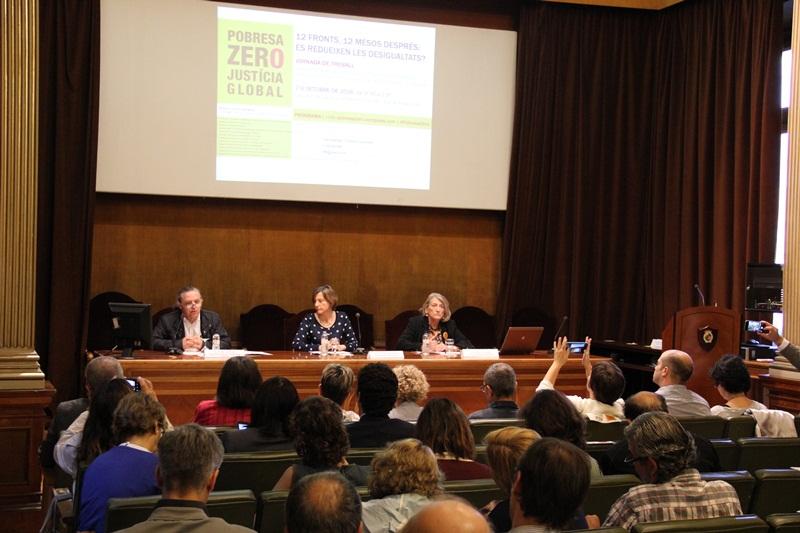 Jornada Pobresa Zero - Justícia Global