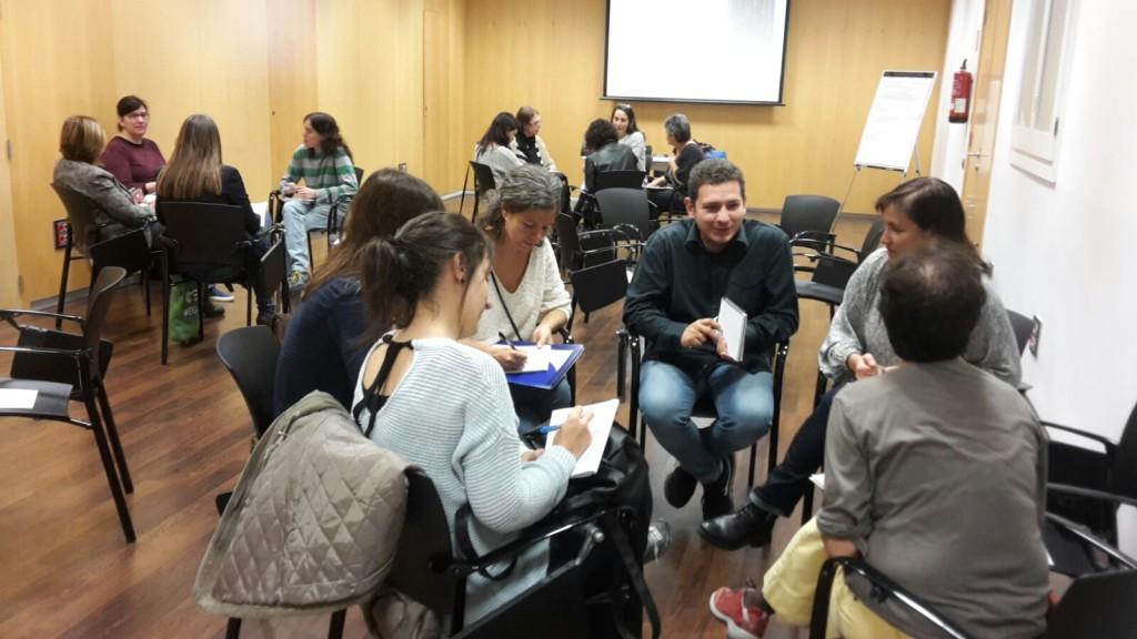 Jornada amb universitats