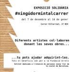 Exposició solidària Arrels