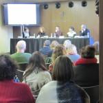 Taula rodona 'L'acció social i comunitària des de les entitats als barris'