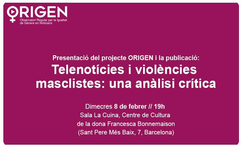 Telenotícies i violències masclistes
