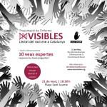 Cartell Acte Invisibles de SOS Racisme