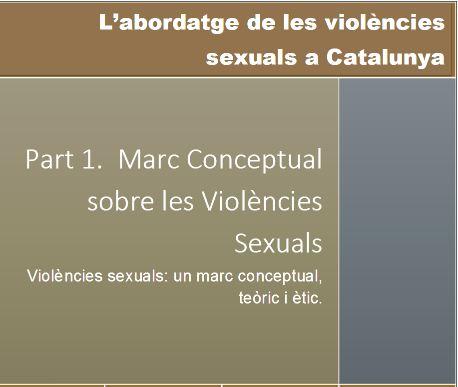 Estudi ICD sobre Violència sexual a Catalunya