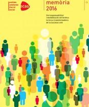 Memòria d'activitat 2016 d'ECAS