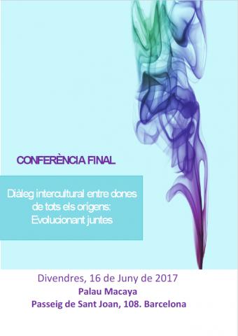'Diàleg intercultural entre dones de tots els orígens', 16 de juny