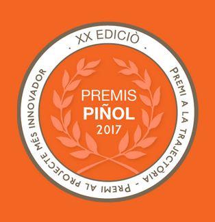 Premis Piñol 2017