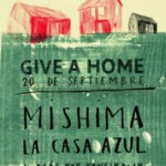 Cartell concert 'Give a home'